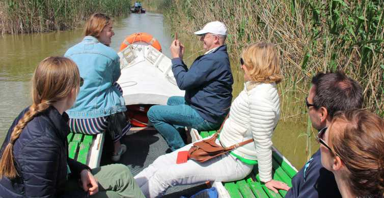 Valencia: Albufera Jeep and Boat Tour