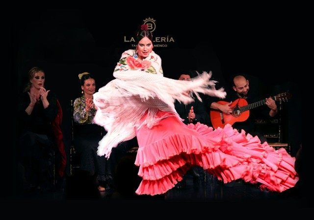 Bild Valencia: Flamenco-Show mit Abendessen im La Bulería