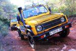 Valencia: Jeep Safari Mountain Adventure