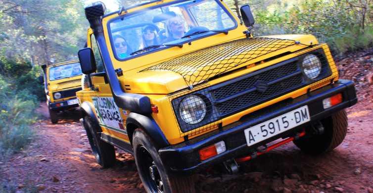 Valencia: Jeepsafari bergavontuur