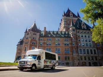 Québec City: Altstadt und Montmorency-Fälle − Bustour