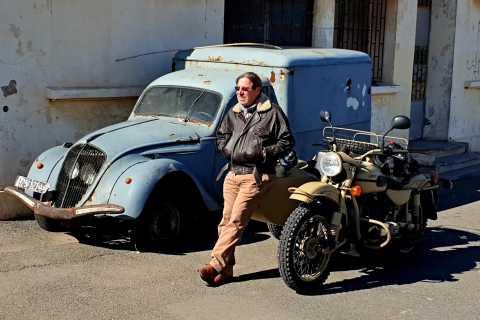 Casablanca: tour retro clásico en sidecar en el viejo Casablanca