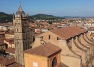 Bologna: Besichtigung der Kathedrale San Petronio und Panoramaterrasse