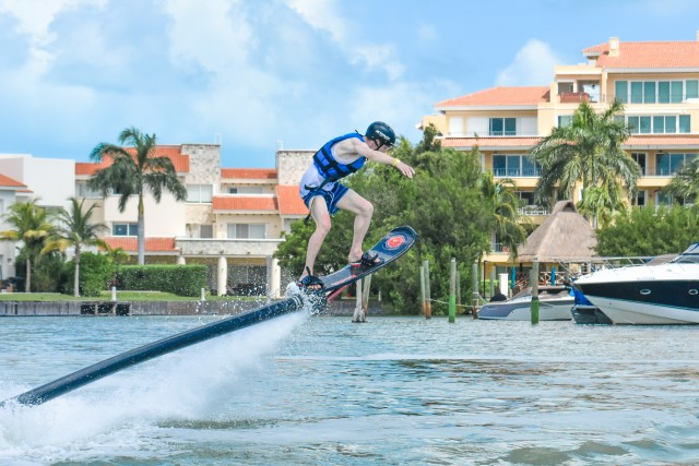 Cancun: Hoverboard Ride