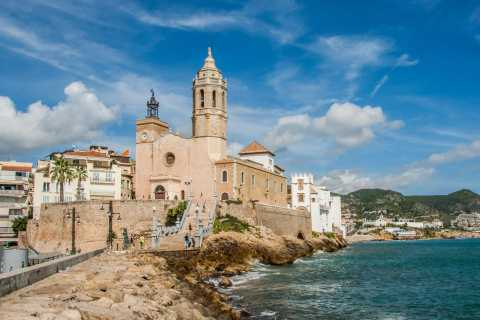Tarragona & Sitges Full Day Tour from Barcelona with Pickup
