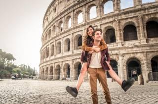 Rom: Kolosseum Kleingruppen-Tour ohne Anstehen