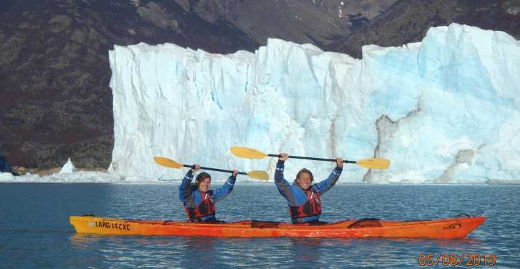 El Calafate: Perito Moreno Kayak Experience with Transport
