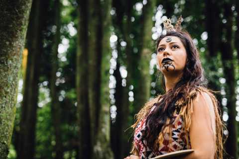 Tamaki Māori Village: tour sulla cultura Maori da Rotorua