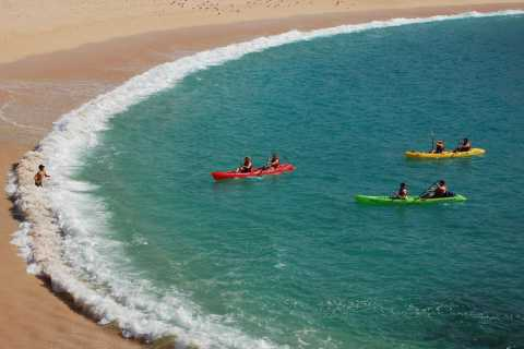 Los Cabos: Kayaking and Snorkeling in Two Pristine Bays