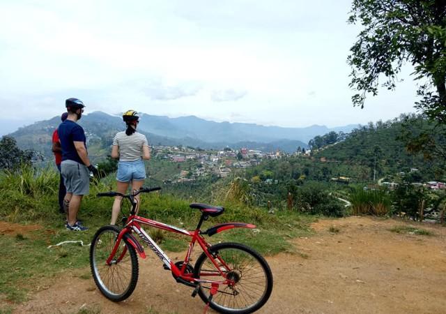 Sri Lanka: 4-uur durende begeleide fietstocht door Ella