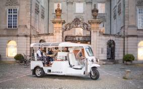 Zurich: Private Tuk-Tuk City Tour