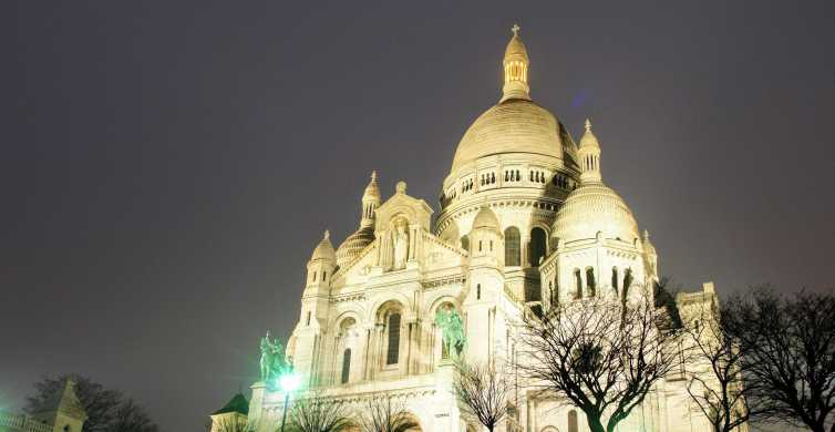 Paris: Montmartre Sunset Tour with Champagne