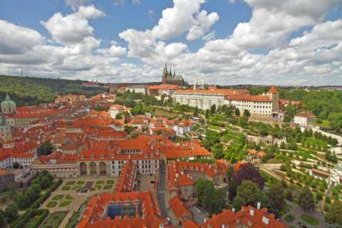 Lobkowicz Palace and Prague Castle Entrance Tickets