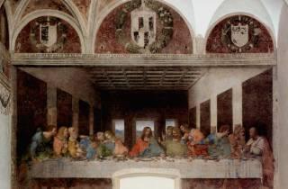 Mailand: Führung zu da Vincis Das letzte Abendmahl
