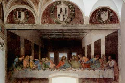 Milan: Private Da Vinci's Last Supper Guided Tour