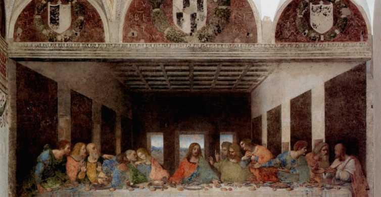 Milan: Private Da Vinci's Last Supper Guided Tour