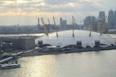 Londen: Greenwich Peninsula Tour