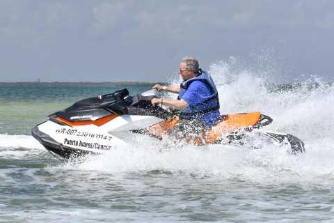 Cancun: WaveRunner Ride