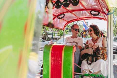Bangkok: Small Group Guided Tuk Tuk Tour with a Local