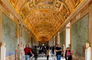 Rom: Tour durch Vatikanische Museen & Sixtinische Kapelle