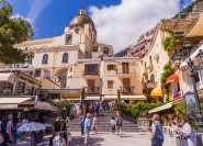 Ab Neapel: Tagestour nach Sorrent und Amalfi per Bus