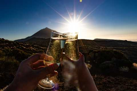Teide by Night: Romantic Sunset & Stargazing Tour