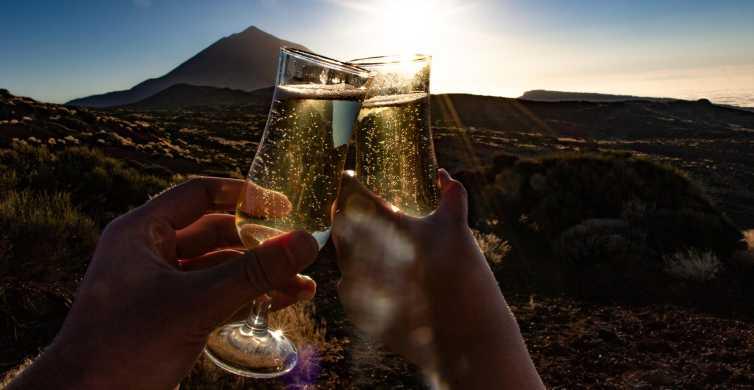 Teide by Night: passeio romântico ao pôr do sol e observação de estrelas
