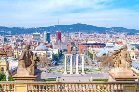 Barcelona destaca la excursión de medio día en grupos pequeños con recogida