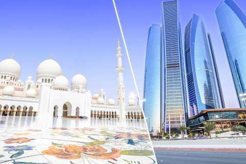 Ab Dubai: Abu Dhabi-Tour mit Emirates Palace