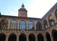 Bologna: Geführter Archiginnasio-Besuch mit Verkostung