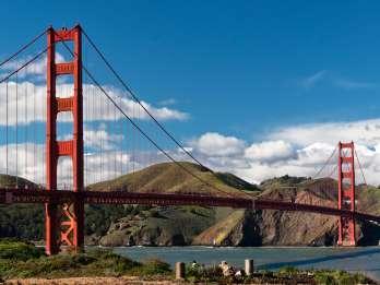 San Francisco: City-Tour & Option auf Bootsfahrt in der Bay