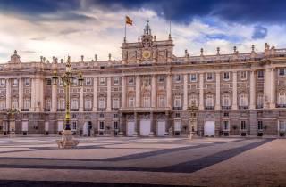 Madrid: Führung ohne Anstehen durch den Palacio Real