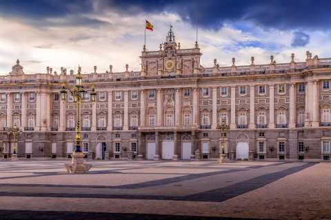 Madrid: Skip-the-line Guided Tour of the Royal Palace