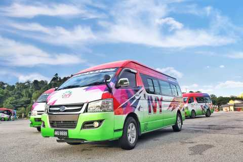 Aeroporto di Kuala Lumpur: transfer privato con auto/van