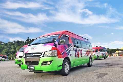 Kuala Lumpur: Airport Private Transfer by Car/Van
