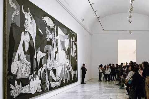 Museo del Prado in Madrid: Führung ohne Anstehen