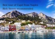 Ab Neapel: Capri-Tour