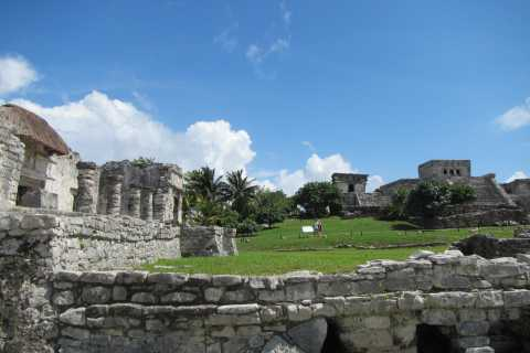 Playa del Carmen: Tulum Ruins, Caves and Swim with Turtles