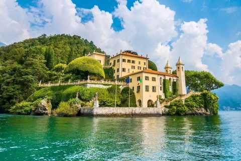 Lago di Como e Bellagio: crociera di 1 giorno da Milano