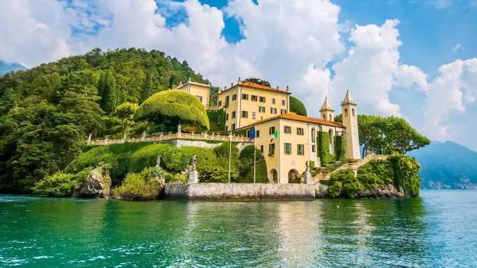 Desde Milán: excursión de 1 día al Lago di Como y Bellagio