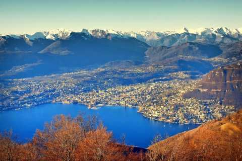 Lake Como and Lugano Day Trip from Milan