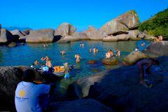 Um Dia no Paraíso - Viagem a Trindade Saindo de Paraty