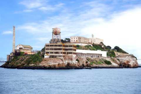 Muir Woods, Sausalito and Alcatraz Tour