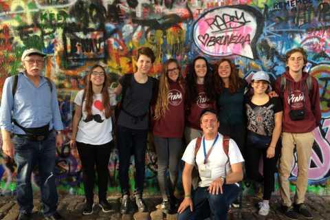 Prag: Halvdagens City Highlights Walking Tour