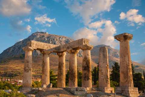 Ancient Corinth Guided Tour from Athens