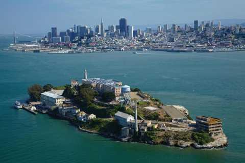 San Francisco City Tour and Alcatraz Entrance Ticket Combo