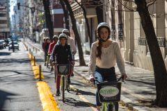 Excursão de Bicicleta Norte ou Sul de Buenos Aires