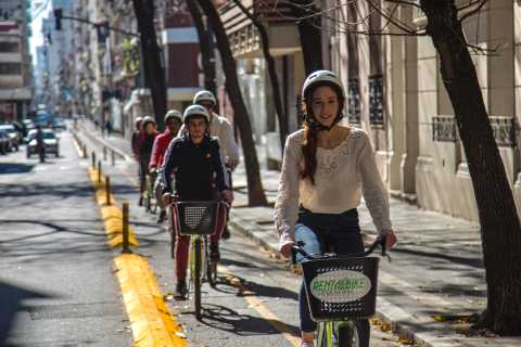 North or South Buenos Aires Bike Tour