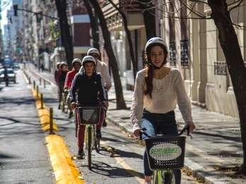 Buenos Aires: Nord- oder Süd-Fahrradtour