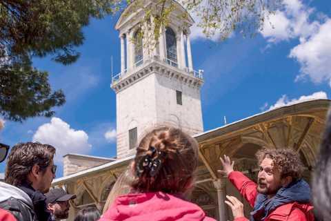 Istanbul: tour storico del Palazzo Topkapi